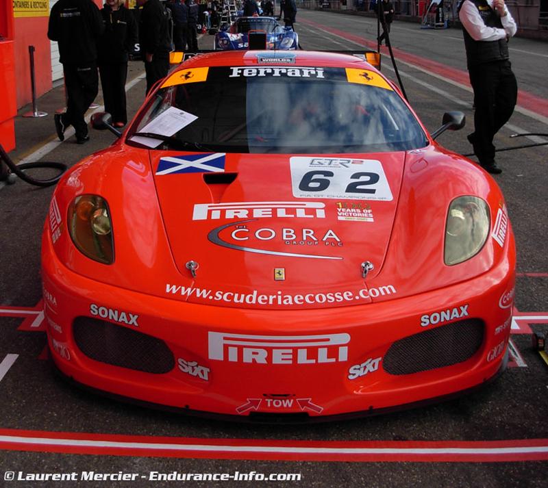 62 Risi Competizione Ferrari 430 Gt: Cars & Models